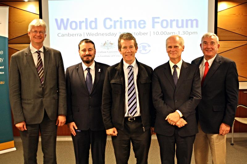 World Crime Fora